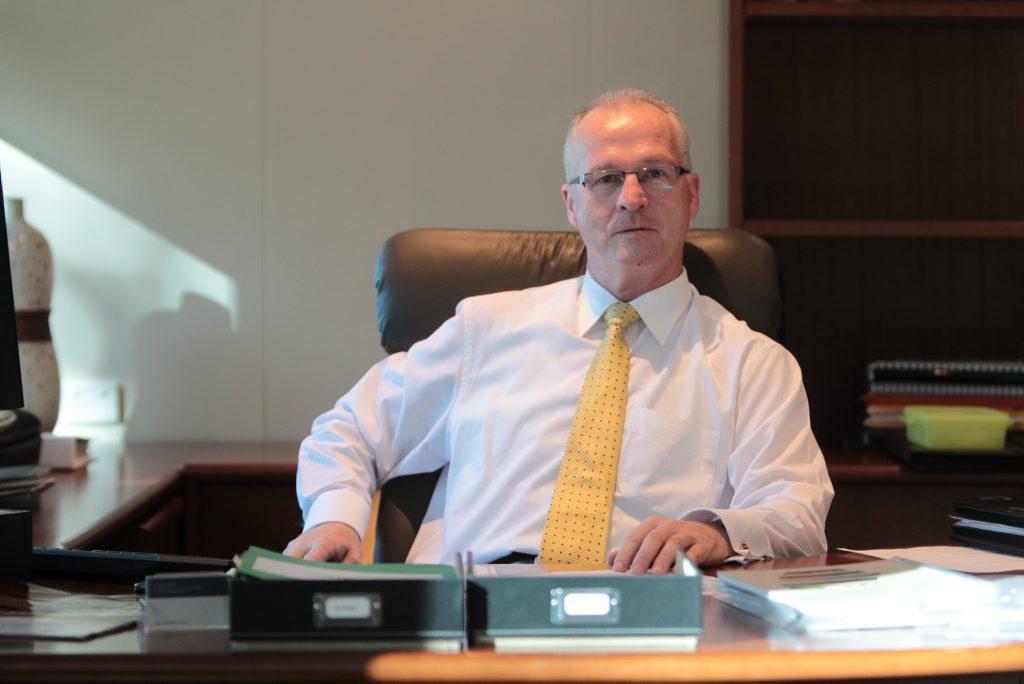 Sunshine Coast mayor Mark Jamieson.